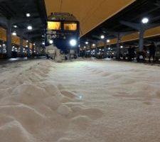 Cod galben de ninsori la Cluj, valabil până miercuri
