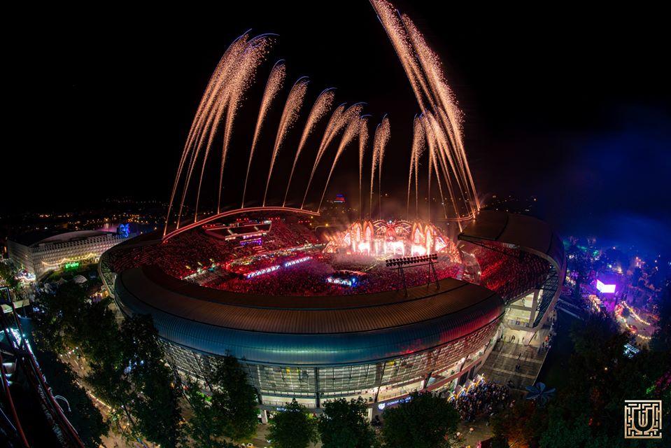 Peste 1,2 milioane de oameni s-au distrat de 1 Mai la petrecerea Overnight, marca Untold